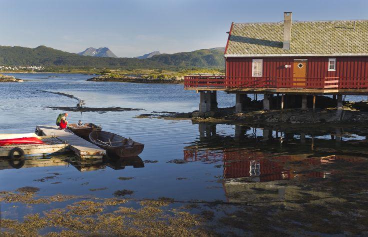 Ile d'Averoy - Norvège