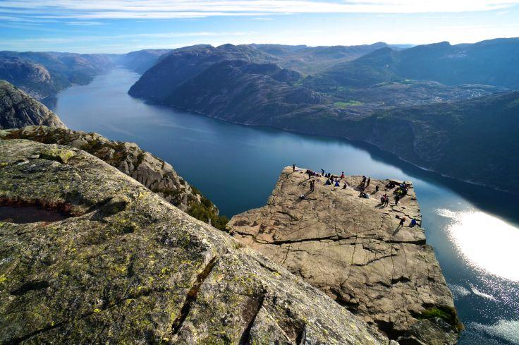 Preikestolen - Lysefjord - Norvège