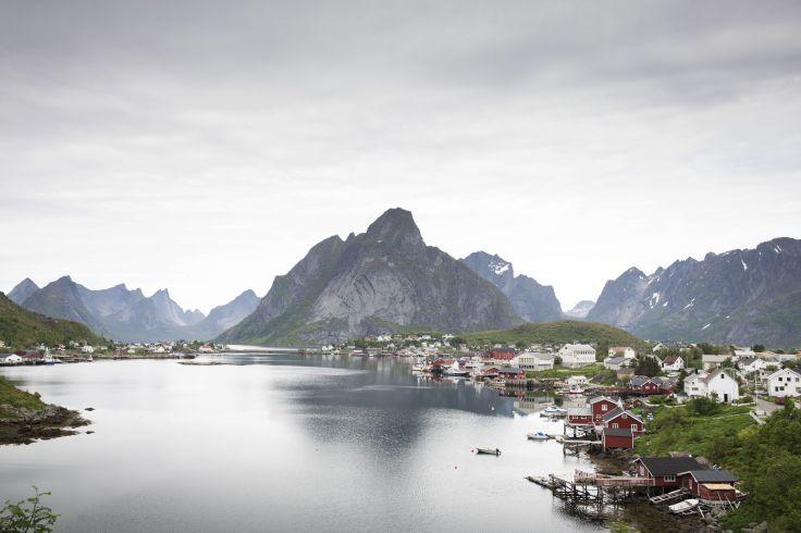 Reine - Iles Lofoten - Norvège