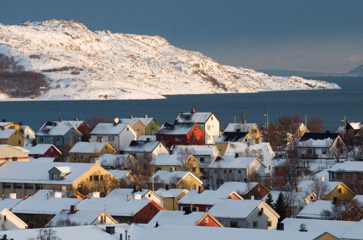 Kirkenes - Norvège