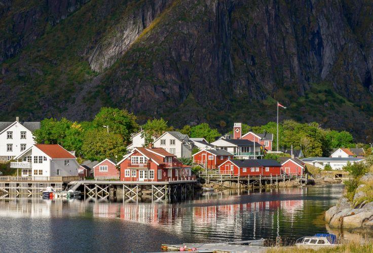 Svolvaer - Norvège