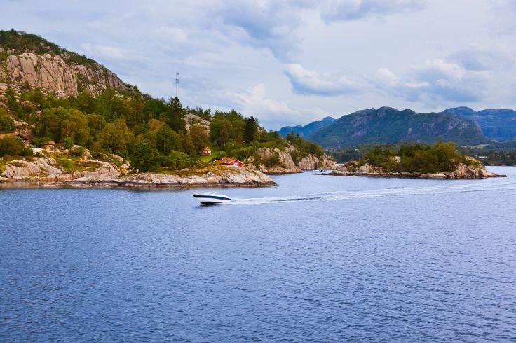 Lysefjord - Norvège