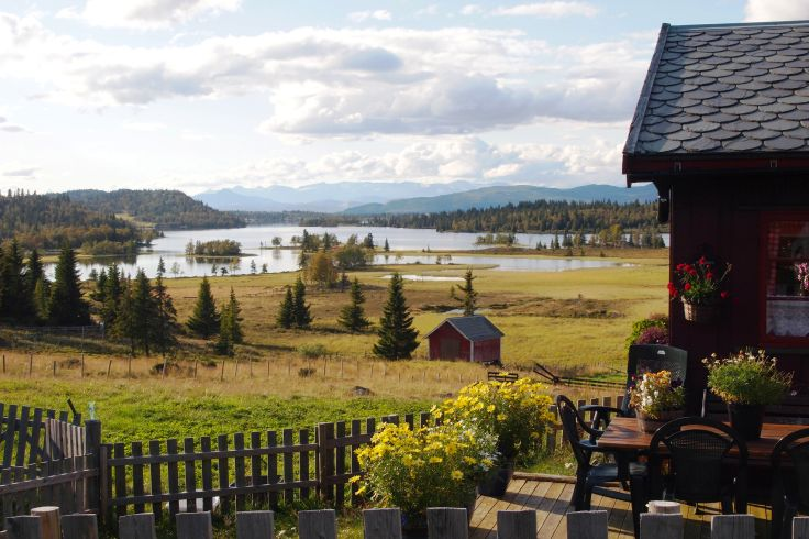 Heggenes - Norvège