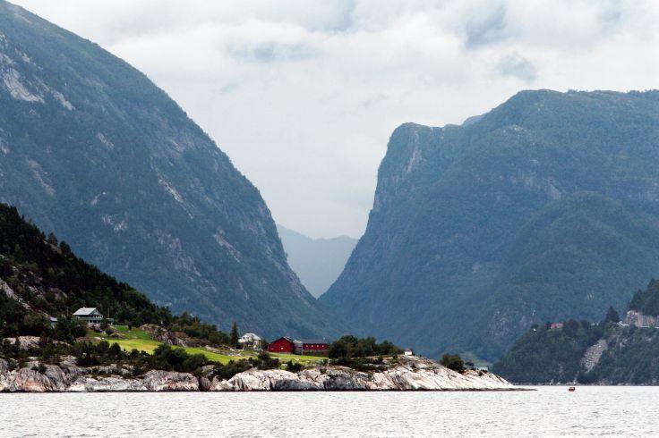 De Bergen au fjord Hardanger - La Norvège en douceur