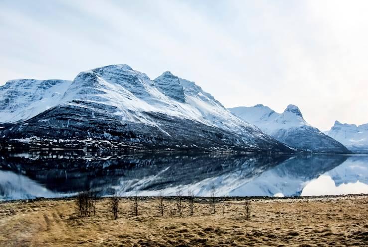 Alpes de Lyngen - Norvège