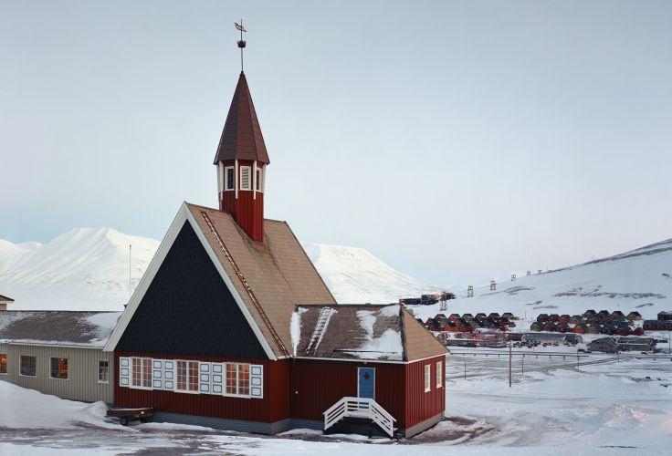 Longyearbyen - Svalbard - Norvège