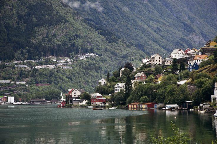 Sognefjord - Norvège