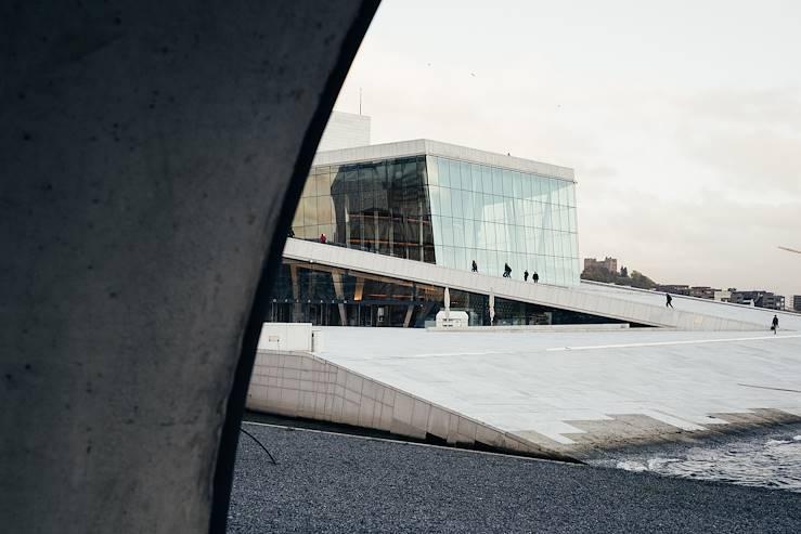 Opéroa d'Oslo - Norvège