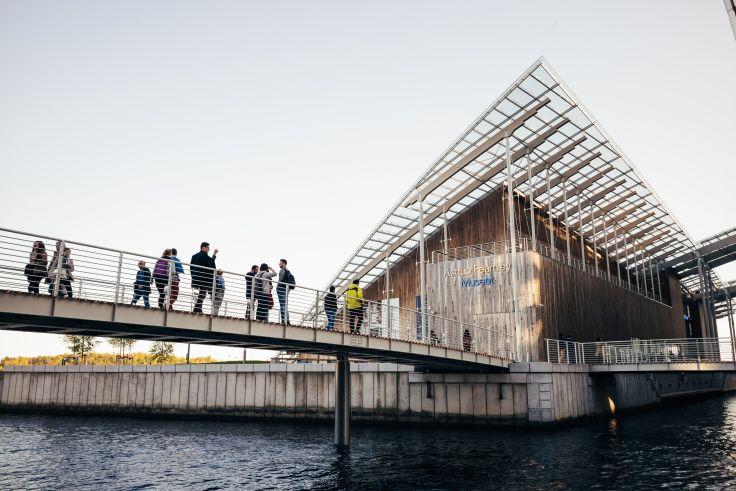 Musée d'Art Moderne - Oslo - Norvège