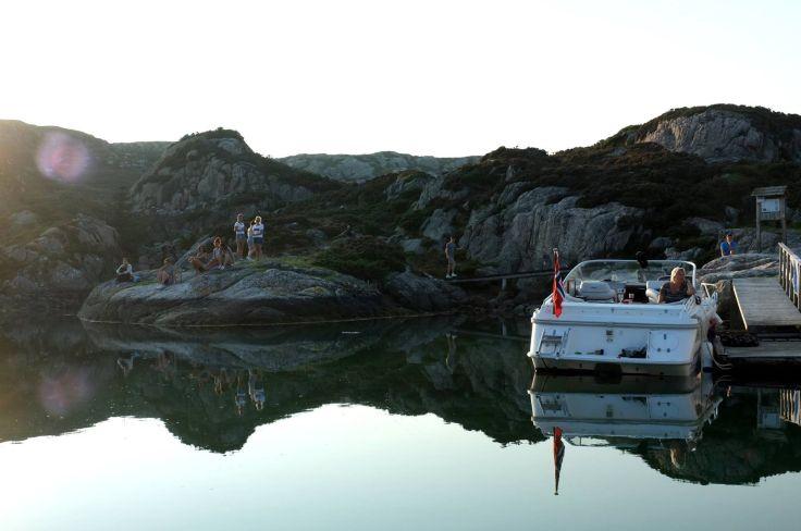 Steinsland - Norvège