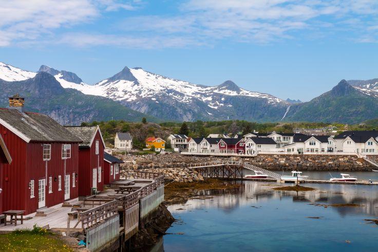 Svolvær - Nord-Norge - Norvège
