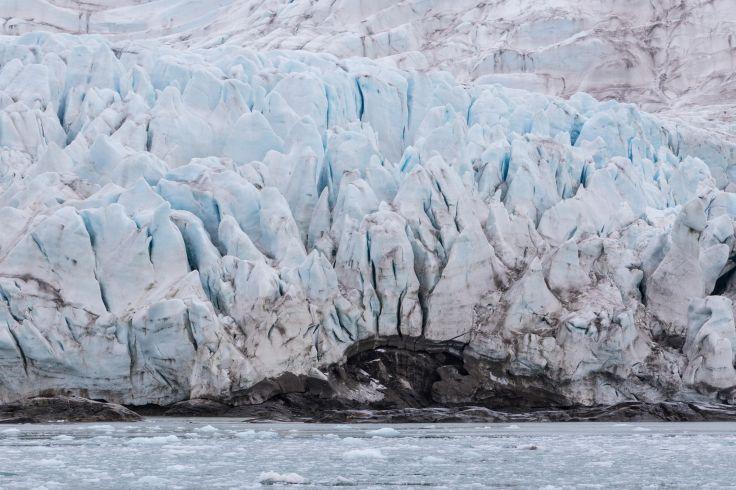 Glacier Nordenskiold - Archipel du Svalbard - Norvège