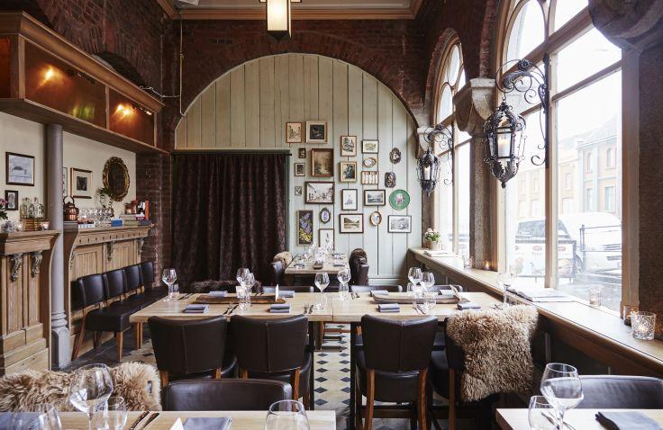 Restaurant 1877 - Bergen - Hordaland - Norvège