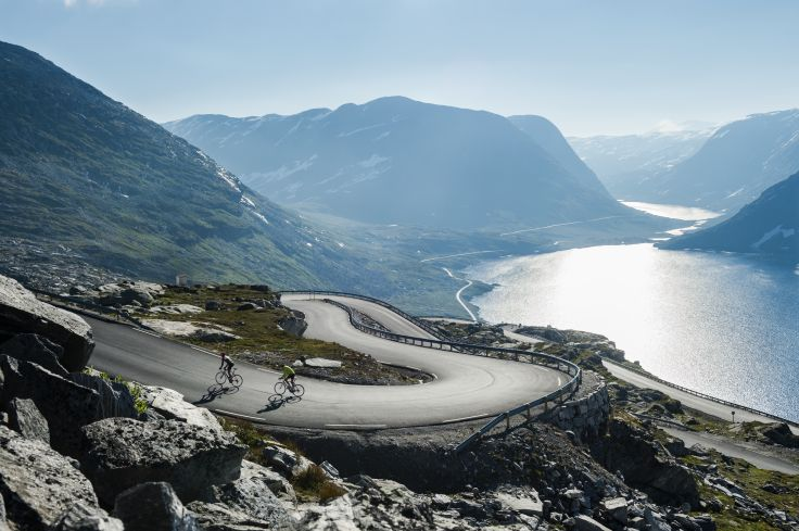 Atlantic Road - Norvège