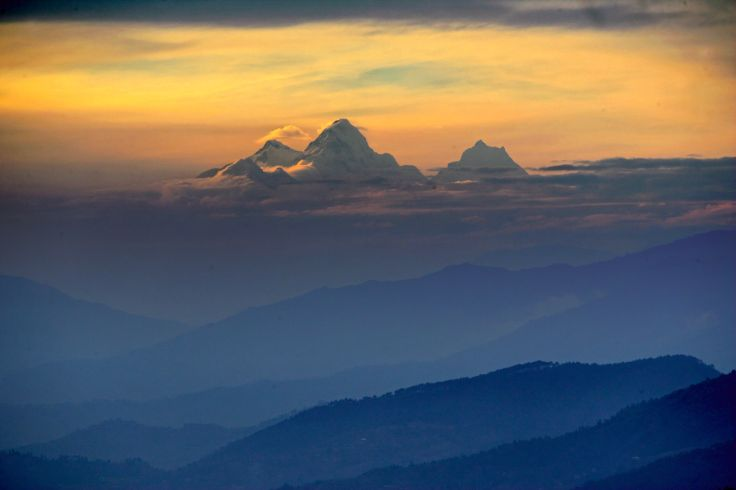Annapurna - Himalaya - Népal
