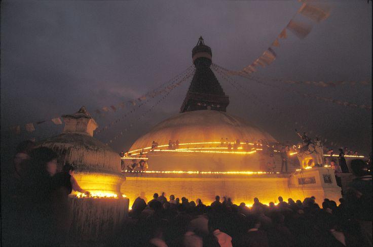 Népal - De Katmandou à Pokhara
