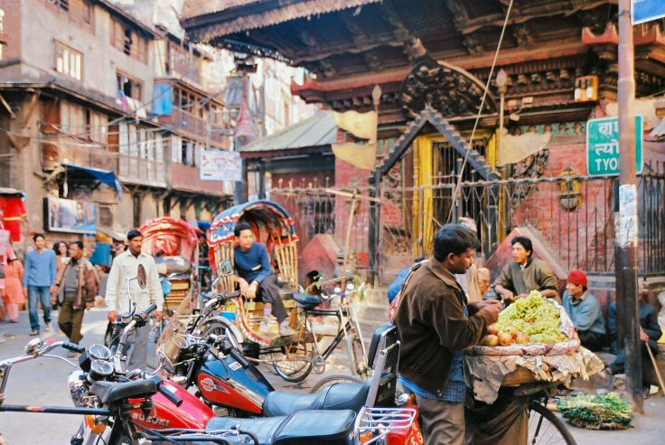 Katmandou - Vallée de Katmandou - Népal