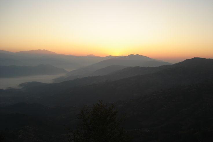 Dhulikel - Népal