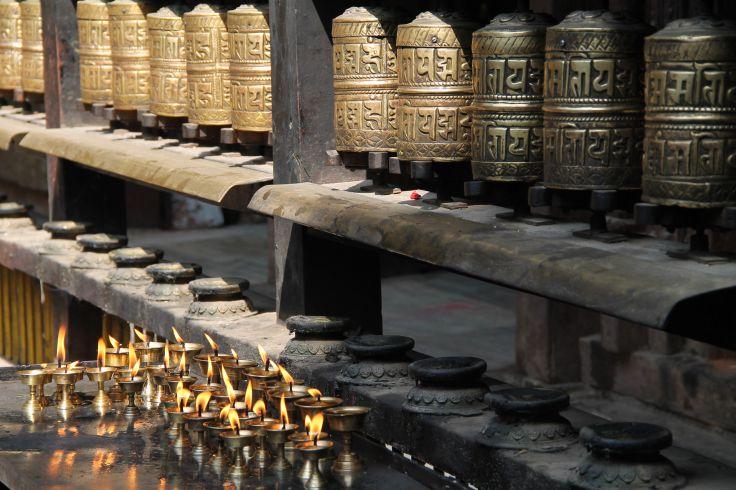 Détails - Patan - Népal