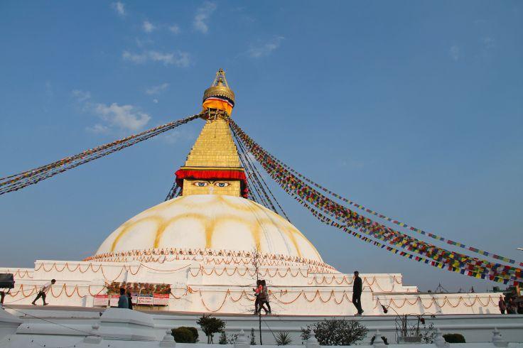 Bodnath - Région du Katmandou - Népal