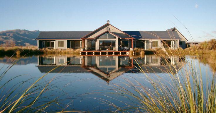 Matuka Lodge - Twizel - Nouvelle-Zélande