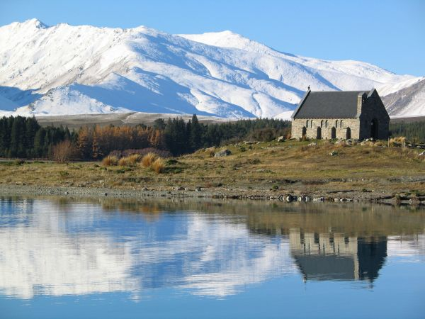 La Nouvelle Zélande du nord au sud