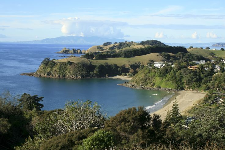 Île Waiheke - Nouvelle Zélande