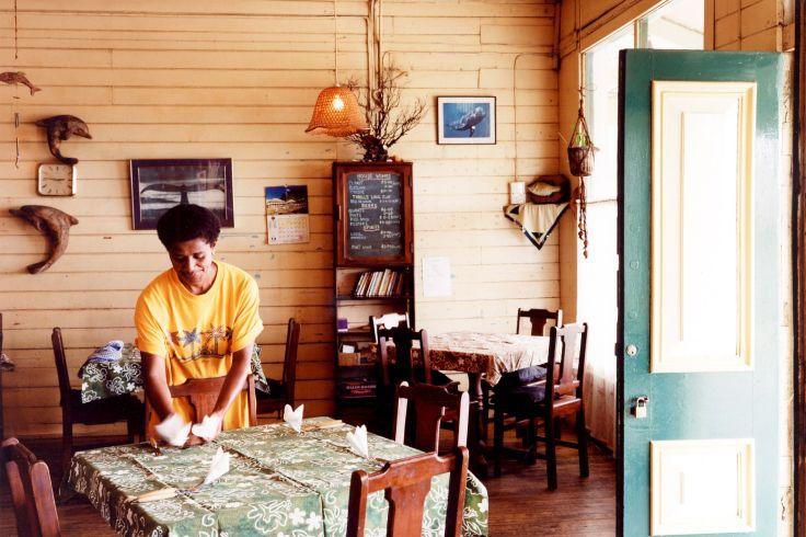 Ovalau - Levuka - Iles Fidji