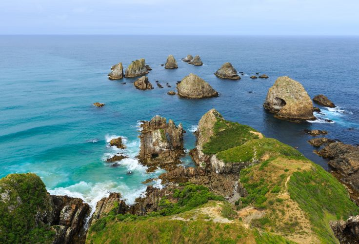 Nugget Point - Catlins - Nouvelle Zélande