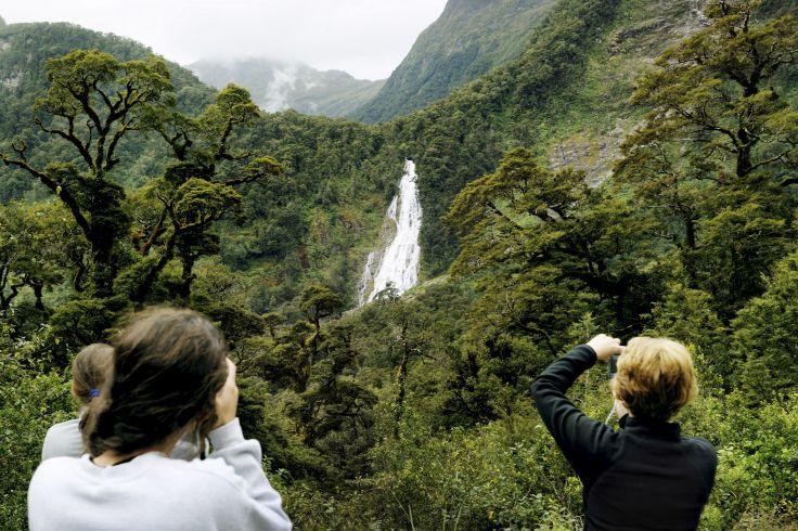Parc national de Fiordland - Nouvelle-Zélande