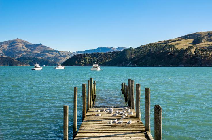Ile du Sud - Nouvelle-Zélande