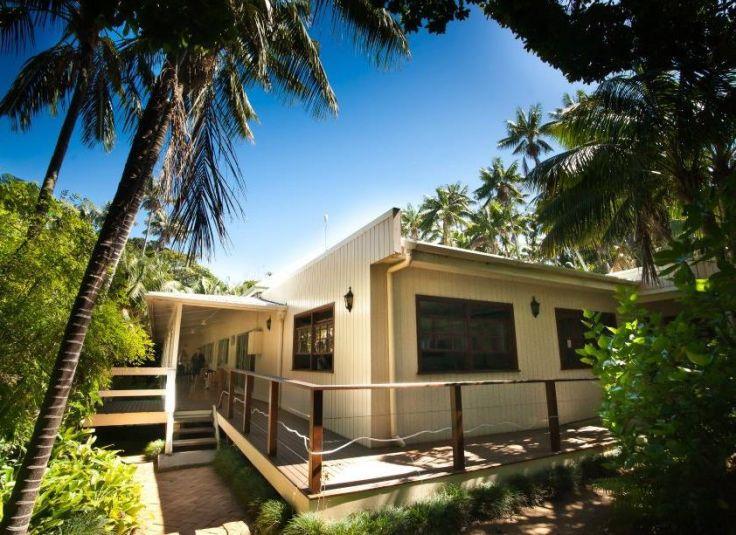 Beachcomber Lodge - Île Lord Howe - Australie