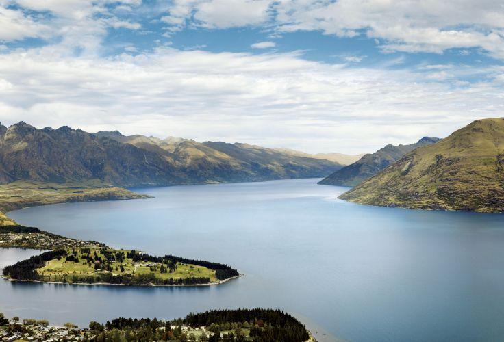 Queenstown - Otago - Nouvelle-Zélande