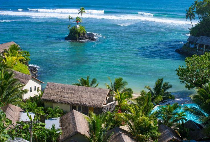 Upolu Island - Samoa