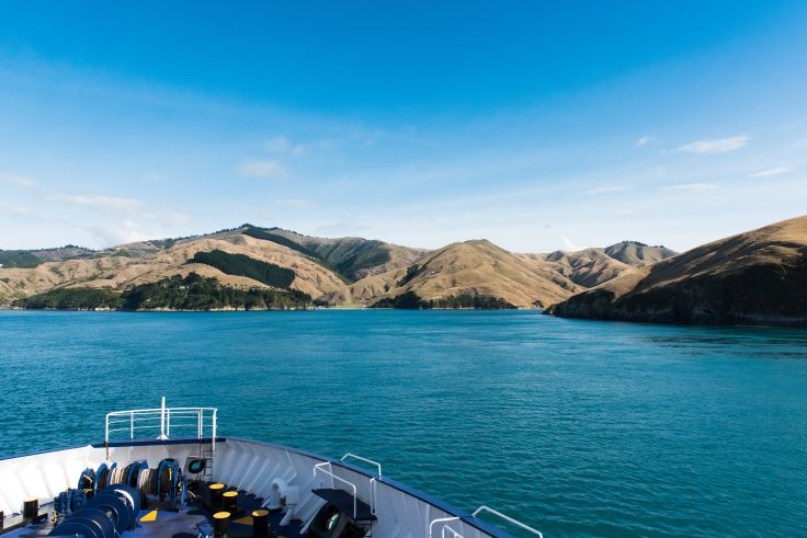 Marlborough Sounds - Nouvelle-Zélande
