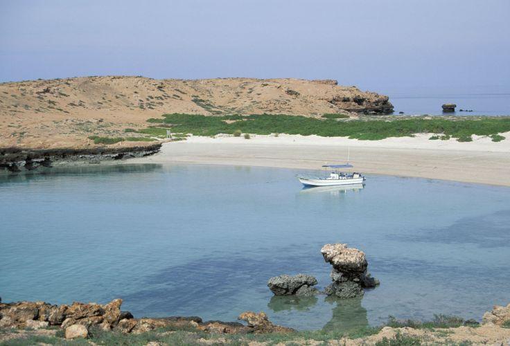 Iles Daymaniyat - Oman