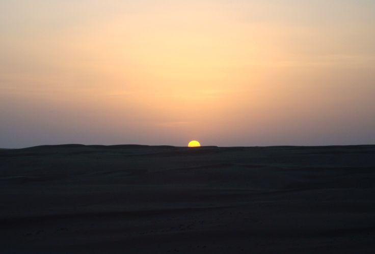 Désert du Wahiba - Ash Sharqiyah - Oman
