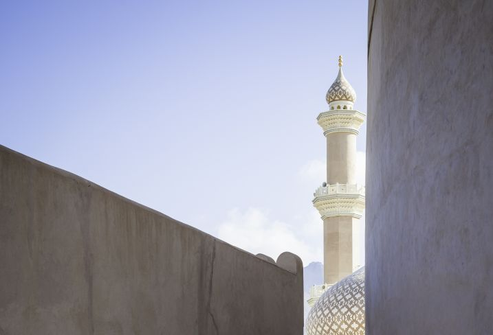 Fort de Nizwa - Oman