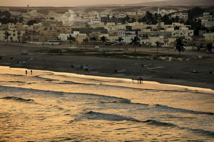 Région de Salalah - Dhofar - Oman