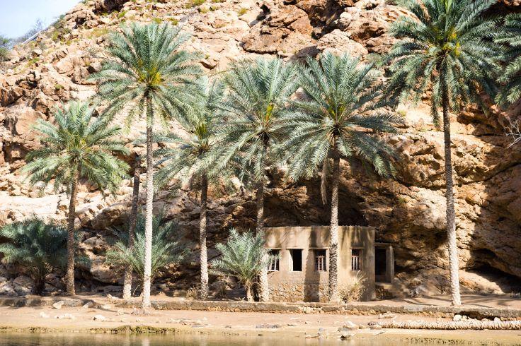 Wadi Shab - Oman