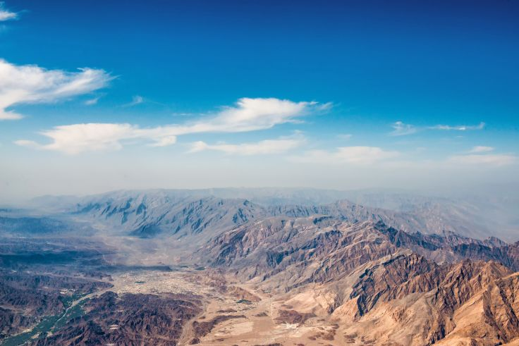 Djebel Shams - Oman