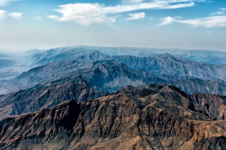Djebel Shams - Oman