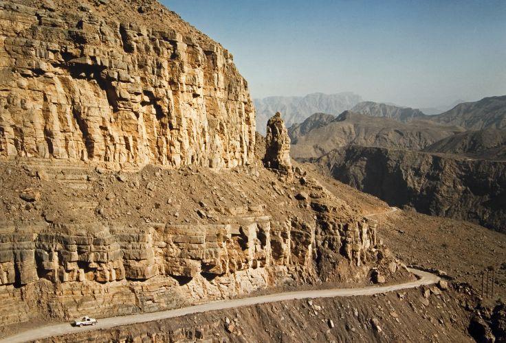 Monts Hajar - Oman