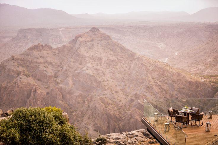Des monts Hajar à la mer d'Oman - Deux adresses d'exception