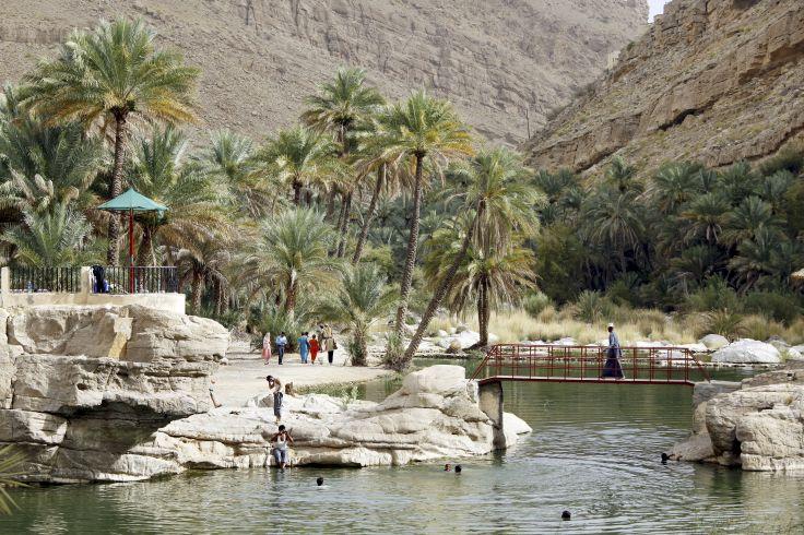 Wadi Bani Khalid  - Ash Sharqiyah - Oman