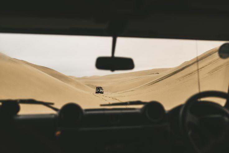 Désert de Wahiba - Oman