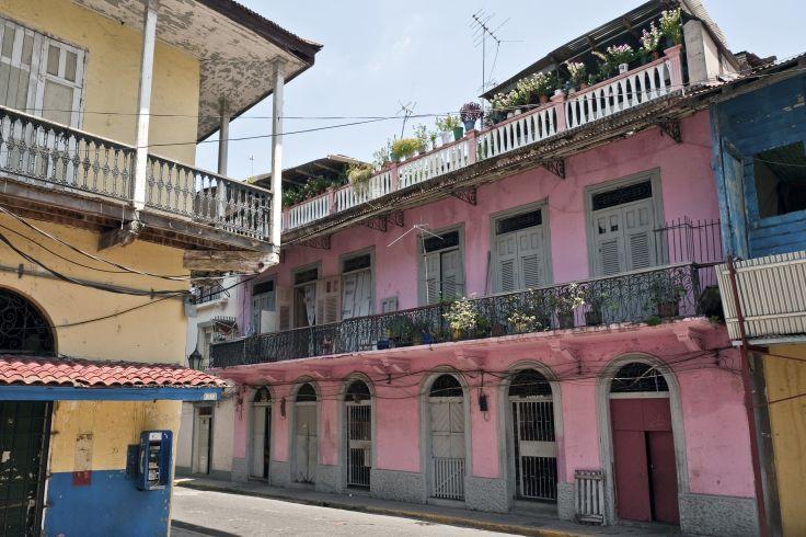 Panama City (Casco viejo) - Panama