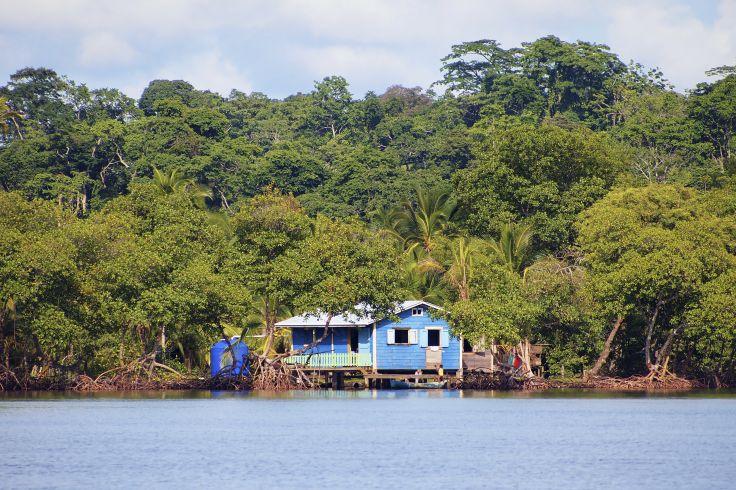 Région de Bocas del Toro - Panama