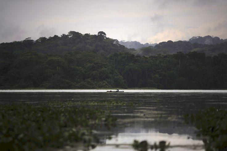 Lac Gatun - Panama
