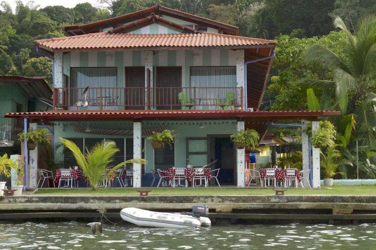 Casa Congo - Portobelo - Panama